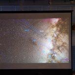 星空観察クラス